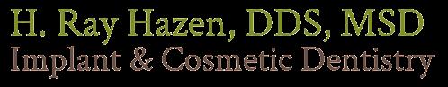 Dentist in Rochester IN - Dr. Ray Hazen